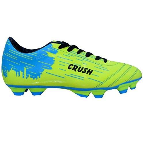 GOWIN Crush Green/Cyan Football Shoes Material TPU