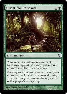 Magic: the Gathering - Quest for Renewal - Worldwake
