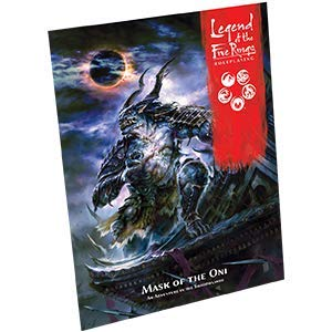 L5R RPG: Mask of The ONI -