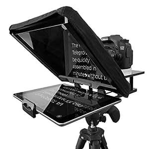 Forest - Teleprompter para iPad con maletín de aluminio