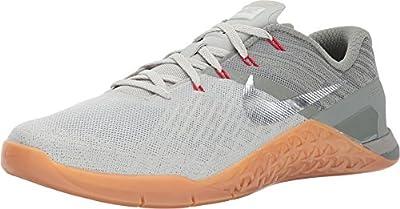 Nike Metcon 3 852928-010 Dark Stucco/Pale Grey/Silver Men's Training Shoes