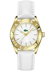 Lacoste Sport Collection Biarritz White Dial Women's watch #2000586