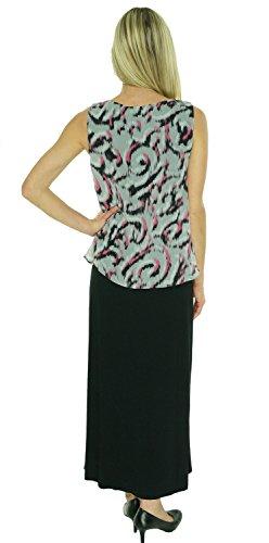 Women's Blouson Ikat Black Tank Alfani Dress 0FwO8Tq