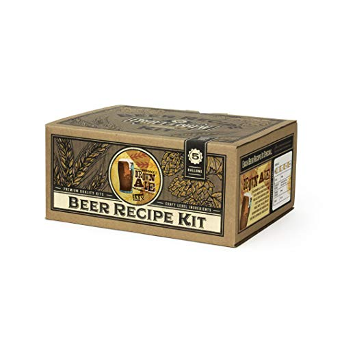 Craft A Brew - Home Brewing Ingredient Kit (5 Gallons) (Brown Ale)