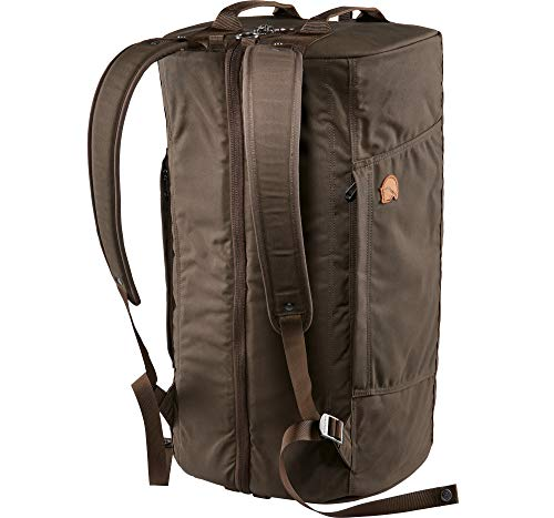 (Fjallraven - Splitpack Large Backpack Duffel Bag for Everyday Use, Dark Olive)