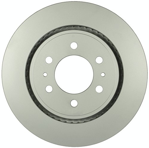 Bosch 20011442 QuietCast Premium Disc Brake Rotor For: Ford Expedition, F-150; Lincoln Navigator, Front ()