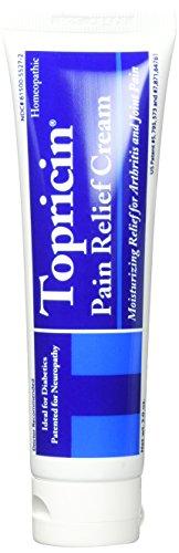 Topricin Topical Relief Cream Ounce