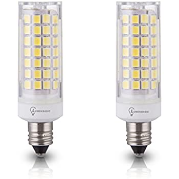 Lumenbasic E11 Led Bulb Warm White With Mini Candelabra