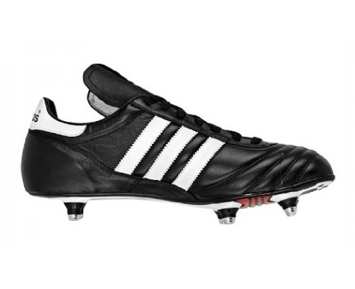 adidas - World Cup, Scarpe da Calcio, Unisex Nero(black)
