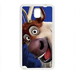 Happy Frozen lovely deer Cell Phone Case for Samsung Galaxy Note3