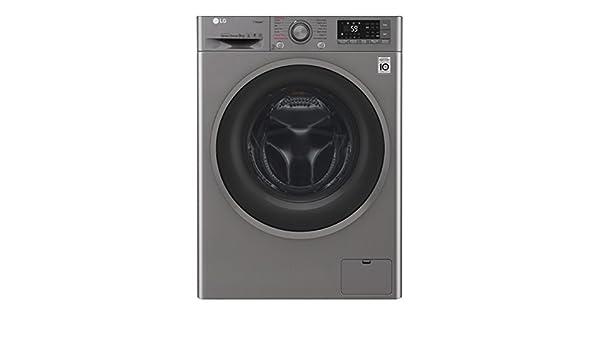 Lavadora Libre Instalación LG F2J7VY8S Inox 9Kg: 446.49: Amazon.es ...