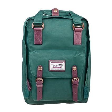 Doughnut Macaroon Backpack Wine x Grey One Size Doughnut Backpack