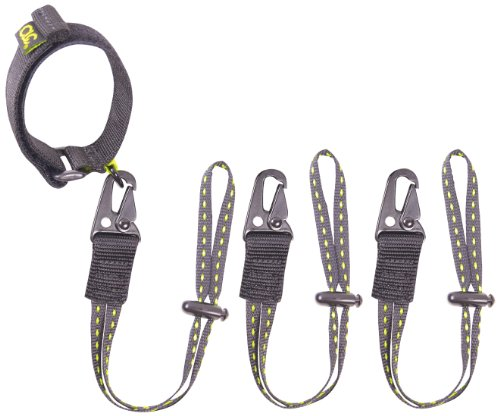 Gear Custom (CLC Custom Leathercraft 1010 Gear Link Lanyard, Interchangeable Wrist Lanyard)