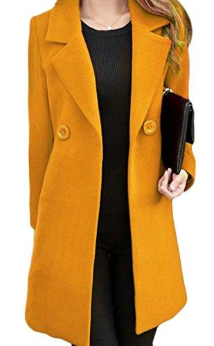 Floral Wool Coat - 8