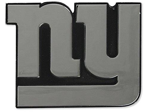 New York Giants Chrome Auto Emblem
