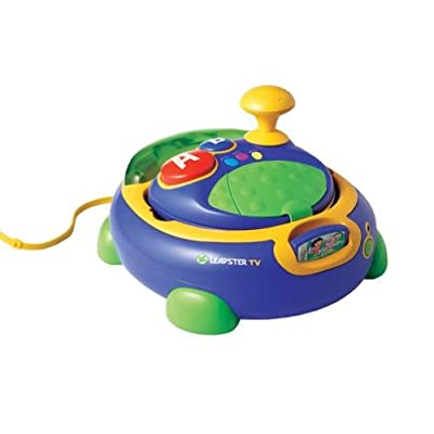 LeapFrog Leapster TV Learning System: Toys & Games