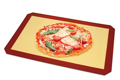 """UPC 610563563241, KOVOT Set of 2 Non-Stick Heat Resistant Silicone Baking Mats (16.5"""" x 11"""")"""