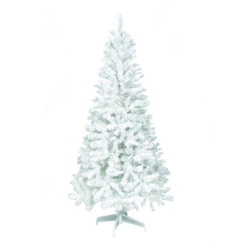 6ft white premium artificial christmasxmas tree - Christmas Tree White