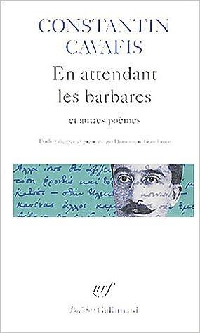Lire un En attendant les barbares et autres poèmes pdf, epub