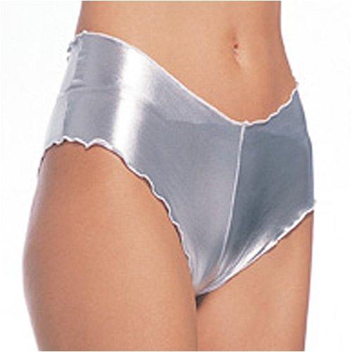 Ruffled Hot Pants - 1