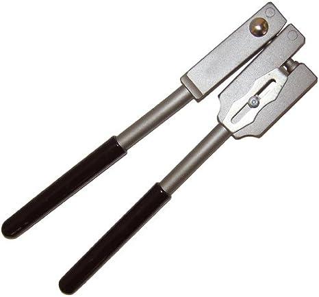 Spezial gro/ße Industrielochzange//Stanzzange f/ür Karosserie Blech etc Zangen TYP SENIOR Lochdurchmesser /ø 8 mm Karosseriezange//Schwei/ßerzange