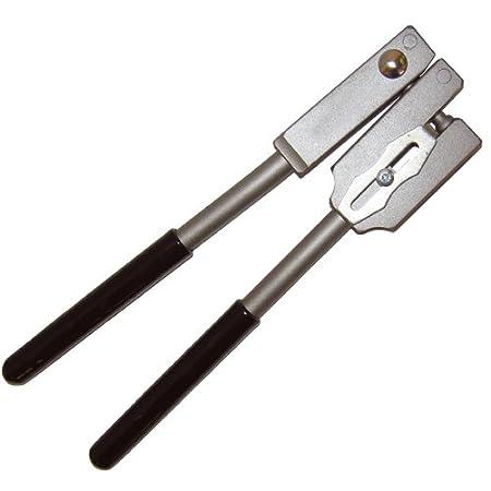 Spezial große und stabile Lochzange/Stanzzange für Karosserie Blech etc. Zangen TYP SENIOR Lochdurchmesser ø 5 mm (Karosseriezange/Schweißerzange) Alkan