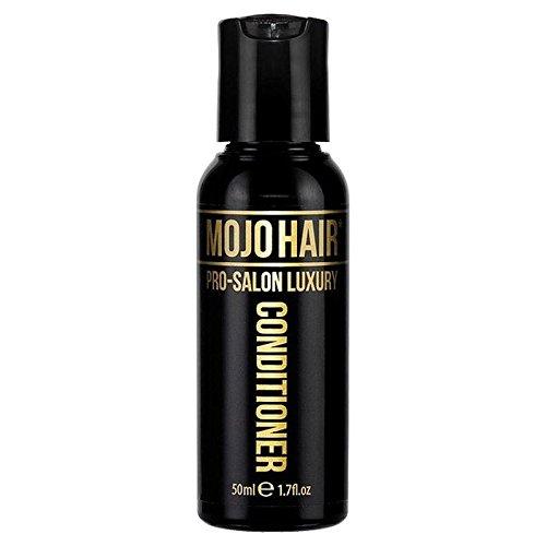 MOJO HAIR Pro-Salon Luxury Fragrance Conditioner for Men, Travel Size 50ml (PACK OF 6)