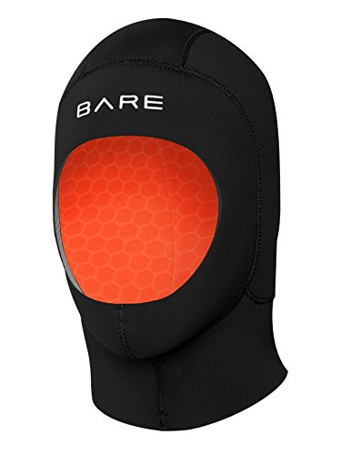 Bare 7mm Ultrawarmth Dry Hood Scuba Diving Hood - L 7 Mm Dive Hood