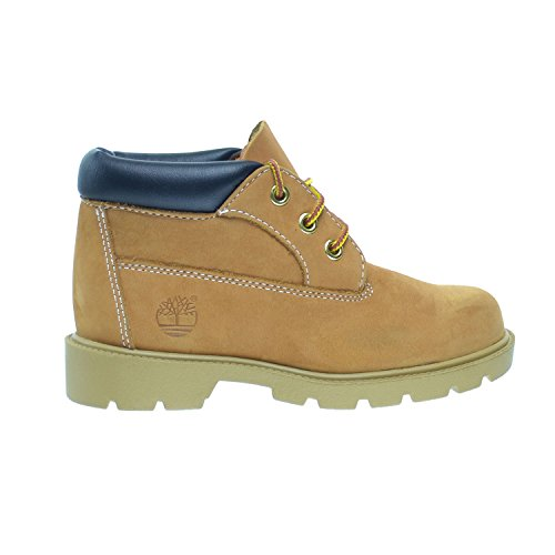 Timberland 3 Eye Chukka Little Kids Botas Mantequilla Peacan Tb07170r