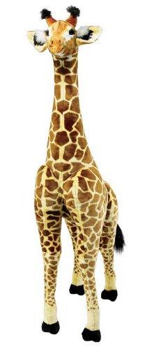 Fiesta Wild Animals Series 72'' Standing Giraffe