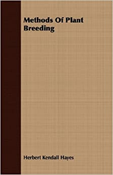 Book Methods Of Plant Breeding