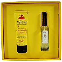 The Naked Bee Orange Blossom Honey Perfume And Hand And Body Lotion Gift Set