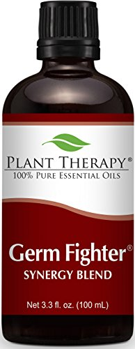 Plant Therapy Germ Fighter Synergy Essential Oil 100 mL  100