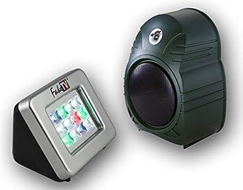 Elektronischer Einbruchschutz einbruchschutz set elektronischer wachhund faketv plus amazon de