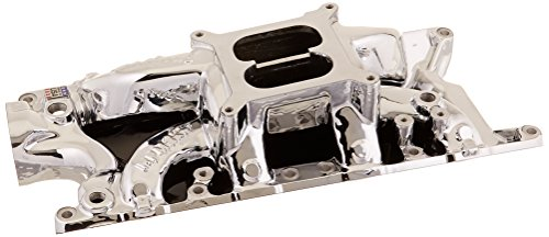 Edelbrock 75214 Performer RPM Air-Gap Intake Manifold (Edelbrock Performer Air Rpm Gap)