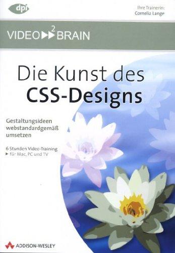 Video2Brain Die Kunst des CSS-Designs Video-Training DVD (AW Videotraining Grafik/Fotografie)