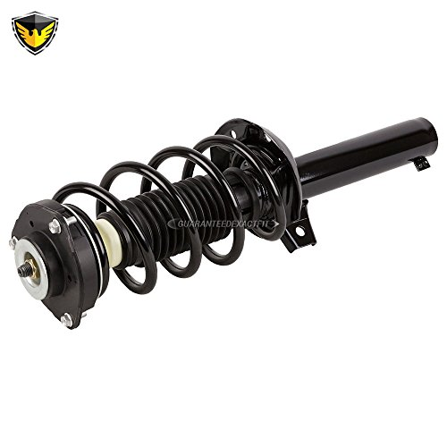 Front Strut Spring Assembly For VW Jetta Eos GTI Golf Passat - Duralo 1196-1020 New