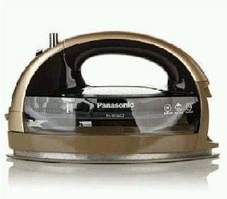 Panasinic NI-WL602-N Champagne Cordless High Quality Steam Iron by Panasonic (Image #2)