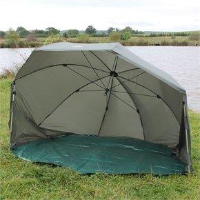 Ultra Fishing - Paraguas refugio para pescar carpas