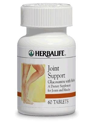 Herbalife Joint Support-Glucosamine with Herbs (60 Tablets) by Shapeworks