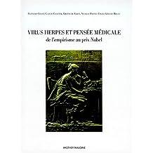 Virus herpès et pensée médicale