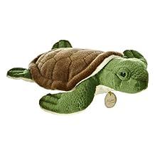 """Sea Turtle 11"""" Miyoni Stuffed Animal"""