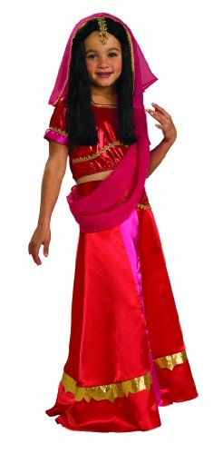 [Bollywood Princess Costume] (Bollywood Dress Up Costumes)