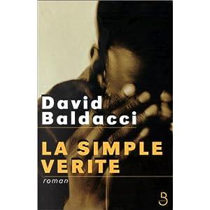 La simple vérité par Baldacci, David G.