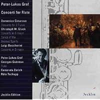 Boccherini / Cimarosa / Gluck: Classical Flute Concertos
