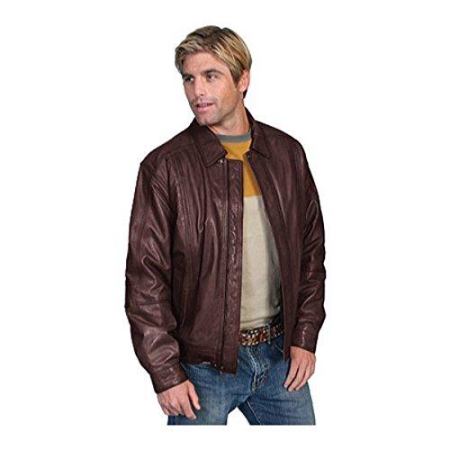 [スカーリー] メンズ ジャケット&ブルゾン Premium Lambskin Jacket 978 [並行輸入品] B07DHNY4N9 XXXXX-Large