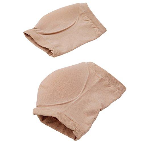 適度にブラウン閉塞KLUMA 靴下 かかと ソックス 角質ケア うるおい 保湿 角質除去 足ケア レディース メンズ