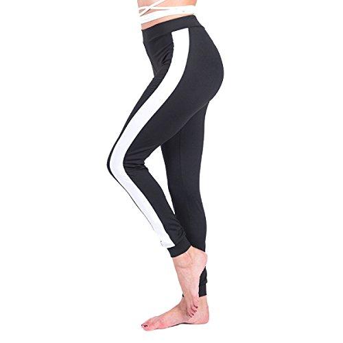 9ecb987ab8ce7 LGZOOT Pantalones Slim Yoga Para Mujer Al Aire Libre Leggings Deportivos  Rápidos Y Secos 50%