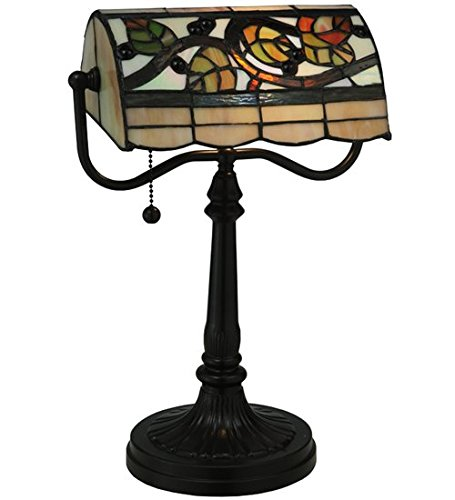 Vineyard Bankers Table Lamp (Lamps Bankers Sale For)