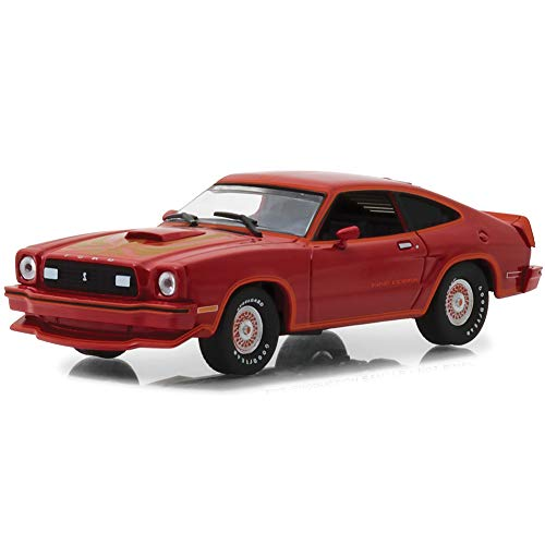 GREENLIGHT LLC 1978 Ford Mustang II Cobra Die Cast - Limited Edition 1:43 Scale Collectible ()